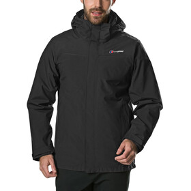 Berghaus Hillwalker InterActive Shell Jacket Men Black/Black